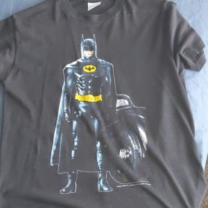 Vintage 1989 Batman shirt